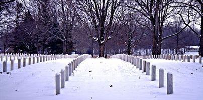 Comment prévenir l'Administration des anciens combattants Quand un ancien combattant meurt