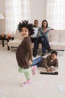 Comment comparer les familles américaines modernes du 21ème siècle