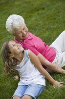 Avantages pour les grands-parents Raising Grandchildren au Texas