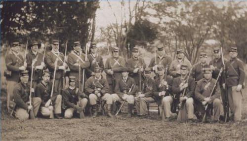 Comment devenir membre d'une unité irlandaise Civil War Re-enactor