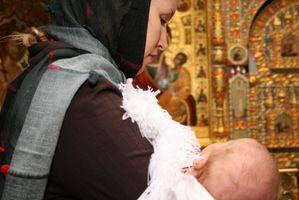 Comment Invitations Word à un bébé Dédicace