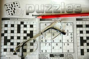 Comment créer votre propre Crossword Puzzles
