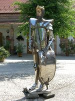 Comment protéger une sculpture en métal avec la cire d'abeille