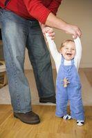 Comment choisir des chaussures pour un bébé