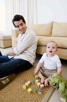 Idées d'activités de développement pour les jeunes nourrissons