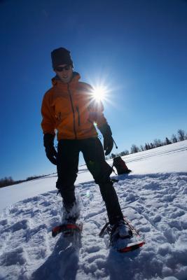 Comment régler Chaussures de neige