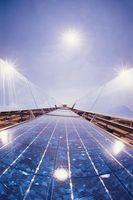 Qu'est-ce qui se passe quand vous concentrer la lumière sur une cellule solaire?