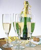 Comment donner un toast au champagne lors d'un mariage