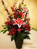 Do It Yourself: fleurs de mariage en soie