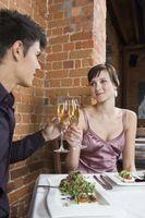 Comment demander à une fille à déjeuner pour une date