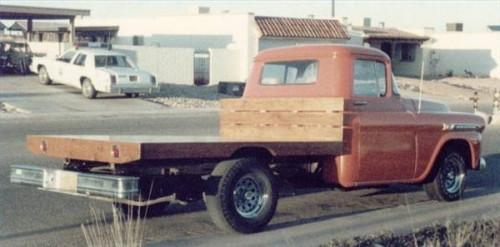 Comment faire un Truck Bed Bois