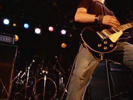 Comment Hook Up Instruments sur Rock Band 2 pour Wii