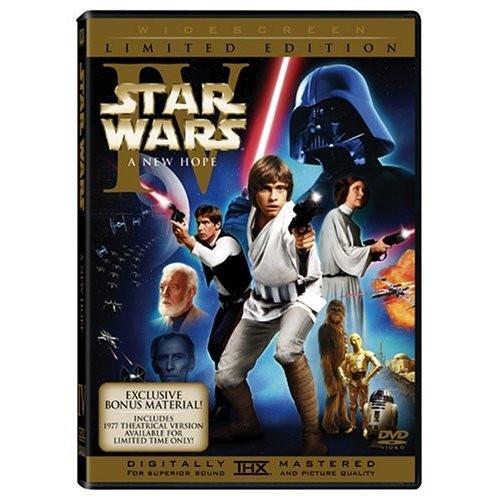 Comment acheter l'original Star Wars Films