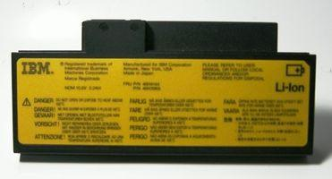 Comment fonctionne un Batterie au lithium-ion?