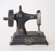 Comment faire pour trouver la valeur de ma machine à coudre Antique