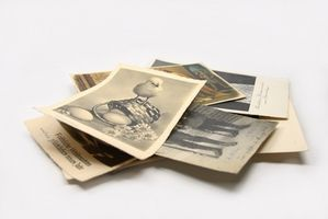 Comment monter & Display Cartes postales anciennes