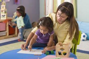 Les effets des multiples fournisseurs de soins de l'enfant sur les enfants