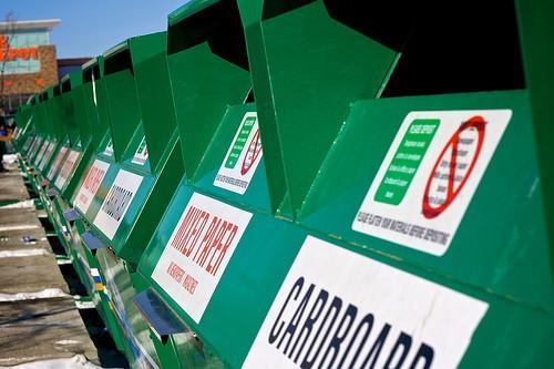 Types de papier qui peut être recyclé