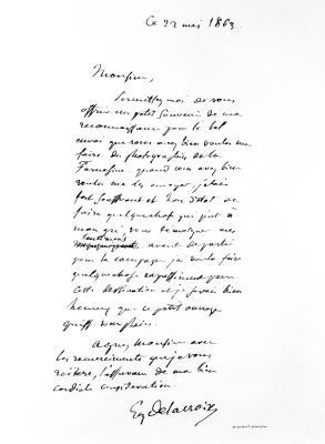 Comment écrire une lettre avec du papier
