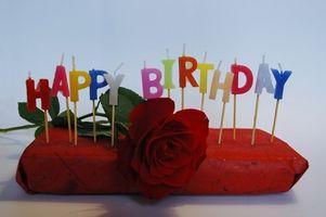 Idées cadeaux d'amusement pour un 40e anniversaire