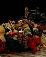 Idées Thanksgiving Panier cadeau
