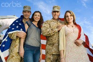 Où rencontrer des hommes dans l'armée