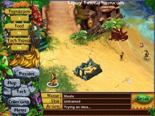 Conseils pour Virtual Villagers Three