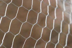 Comment étirer la volaille Netting