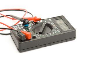 Vs Analog Multimètre digital