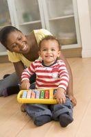 Comment apprendre à votre enfant à jouer d'un instrument
