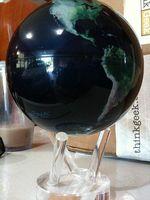 Comment fonctionne un Mova Globe Rotation?