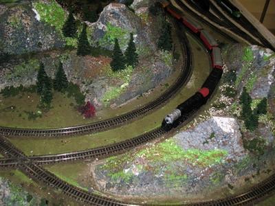 Comment construire Montagnes pour Trains HO