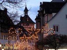 Les lumières de Noël animée bricolage