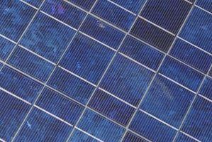 Matériaux qui fonctionnent comme Lampes solaires
