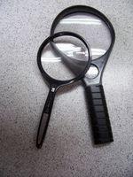 Comment calculer Grossissement d'une lentille