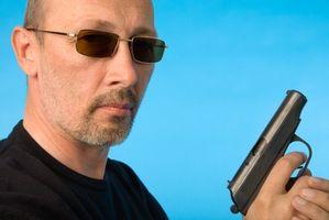 Comment nettoyer Rubber Gun Grips