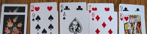 Comment compter les cartes dans Cribbage sans un conseil de cribbage