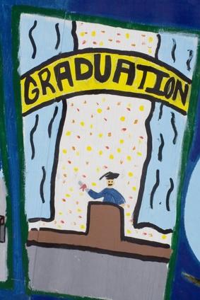 Comment faire une Invitation Graduation Card