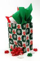 Facile artisanat de Noël avec du papier