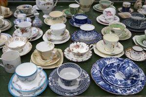 Comment à ce jour Old Cups A partir des années 1800