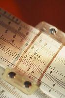 Comment comprendre trigonométrie Travailler avec une règle de diapositives