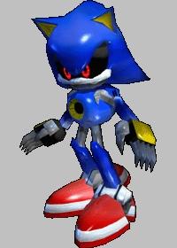 Comment débloquer Metal Sonic dans Sonic R
