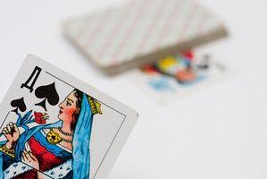 Règles pour Game Spades Card