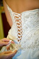 Robes de mariée dans les années 1800