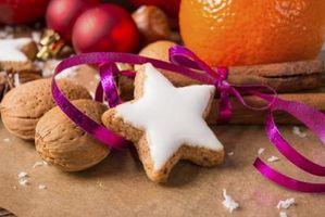 Comment faire un arbre de Noël Cookie