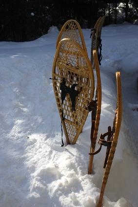 Comment faire des raquettes en bois