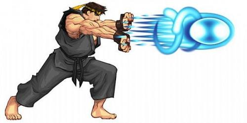 Comment lancer un Hadouken dans Street Fighter
