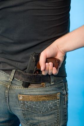 Comment puis-je obtenir un permis d'arme Caroline du Nord caché?