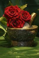 Fleurs d'occasion en bouquets de mariée