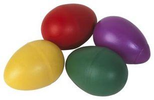 Que mettre dans Plastique Oeufs de Pâques